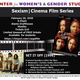 Sexism/Cinema Film Series Screening of Set it Off