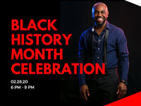 Black History Celebration - Comedy and Casino Night