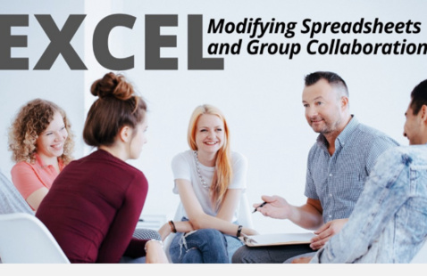 Excel #3: Modifying Spreadsheets and Group Collaboration