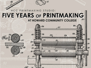 """Five Years of Printmaking"""