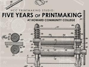 """Five Years of Printmaking"""