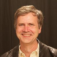 Dr. Bill Scott, PhD. The speaker for the event.