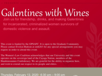Galentines with Wines