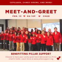 Join us for our monthly Meet-and-Greet on February 13th!