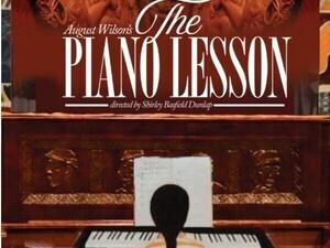 Theatre Morgan presents THE PIANO LESSON