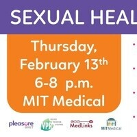 Sexual Health Clinic at MIT Medical
