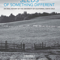 CANCELED: Book Launch: Seeds of Something Different: An Oral History of the University of California, Santa Cruz, co-sponsored by Merrill College