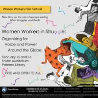 Women Workers Film Festival