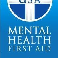 CANCELLED--Mental Health First Aid Training