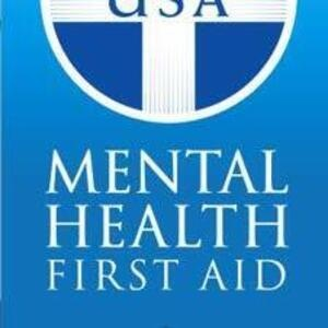 CANCELLED-- Mental Health First Aid Training