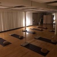 Guided Meditation at Taylor Gym