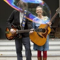Husband and wife duo: Deb Talan and Steve Tannen