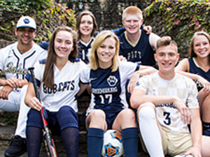 Pitt-Greensburg student athletes