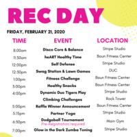 Rec Day!