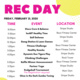 Rec Day!