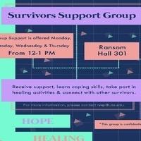 RVSP Survivors Support Group
