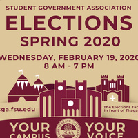 SGA Spring 2020 Election