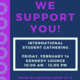 We Support You! International Student Gathering