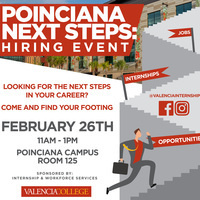 Poinciana Next Steps Hiring Event