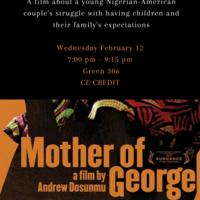 Gender Worldwide Film Series: Mother of George