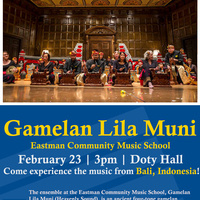 Gamelan Lila Muni - Music from Bali, Indonesia