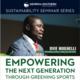 Sustainability Seminar Series: Ovie Mughelli: Empowering the Next Generation through Greening Sports