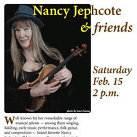 Concert: Nancy Jephcote & Friends
