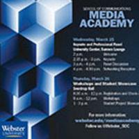 CANCELED: School of Communications Media Academy