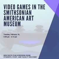 Video Games in the Smithsonian American Art Museum