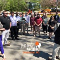 *Canceled* Jane's Walk: West Greenville and Historic University Neighborhoods