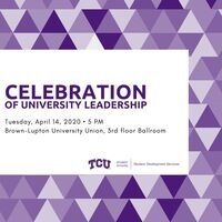 Celebration of University Leadership