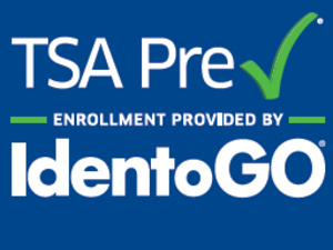 TSA Pre✓® Enrollment Provided by IdentoGO