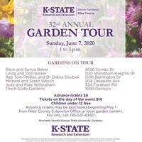 CANCELLED Garden Tour