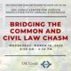 USC-JAMS International Arbitration Symposium V | March 18