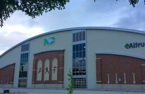 UND Athletics High Performance Center