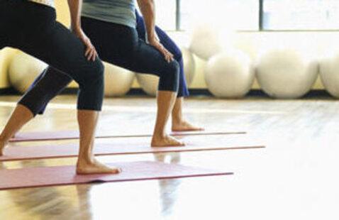 Yoga (all levels)
