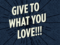 Event image for Day of Giving - Give to what you love!