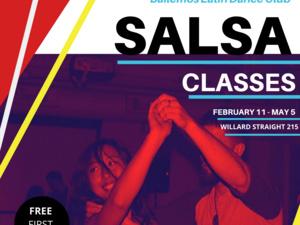 ¡Bailemos! Salsa Partnerwork Spring Series