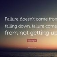 Falling Up: Rethinking Failure