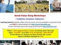Falun Gong Workshops