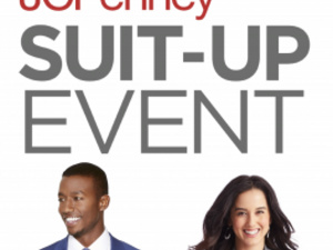 (CANCELED) JCPenney Suit-Up Event