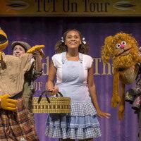 Photo of Dorthy in Oz cast members