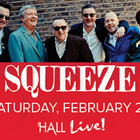 Squeeze at The Hall at Live!