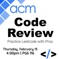 Code Review ACM