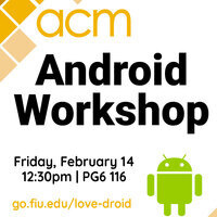 Android Workshop ACM