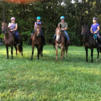 Friends of Rothrock Equestrians Meeting