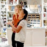 Reynolda House Members' Shop and Share Day