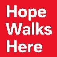 Hope Walks Here