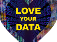 Love Your Data Pop-up
