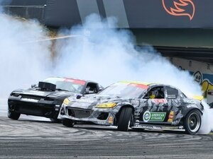Drift race cars